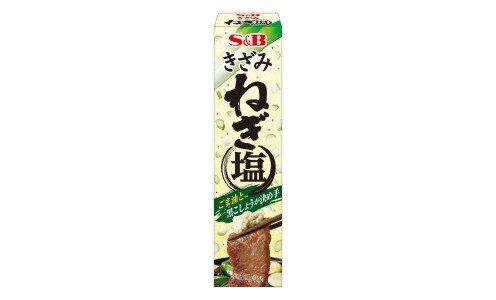 S&B Kizami Negi Shio — пикантная луковая паста со специями