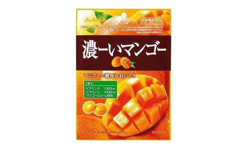 ASAHI Koi Mango — леденцы с манго и витаминами