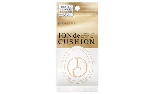 FLOWFUSHI Ion de Cushion (natural) — компактный тональный флюид, сменный блок