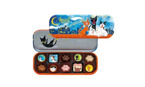 GONCHAROFF Angege Chaton Noir E — шоколадные конфеты