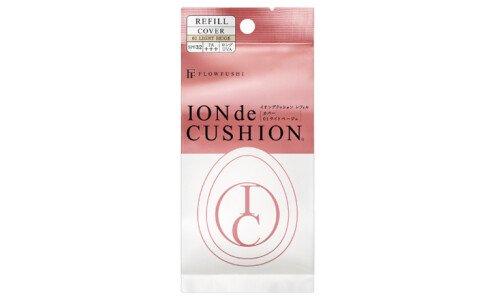 FLOWFUSHI Ion de Cushion (cover) — компактный тональный флюид, сменный блок
