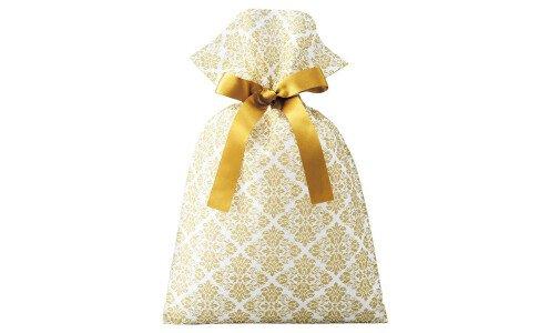 Подарочная упаковка с дамасским узором (gift bag)