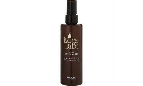 YANAGIYA Kera Labo — бессиликоновый спрей для волос с жидким кератином.