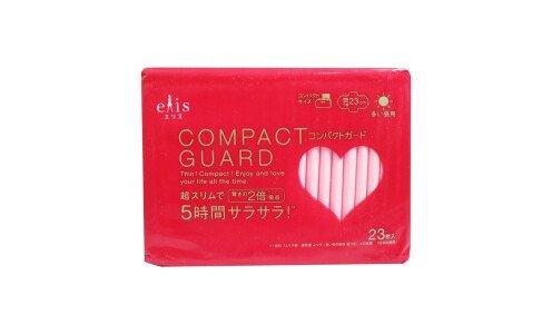 ELLEAIR Elis Compact Guard 23 см  —  прокладки с крылышками