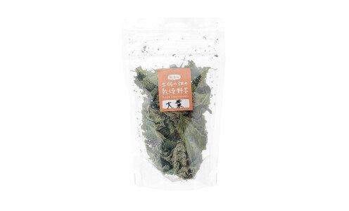 TOSA NO HATAKE Dried Ooba — органическая сушеная перилла