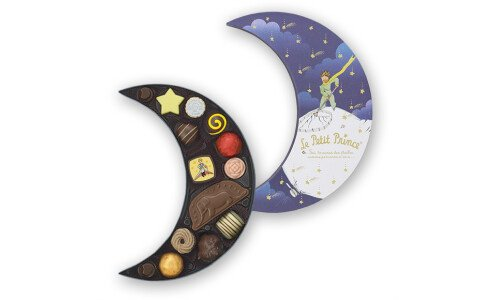 MARY'S Le Petit Prince Moon — шоколадные конфеты