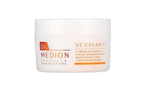 Dr. MEDION VC Cream Plus — мультивитаминный крем для расширенных пор