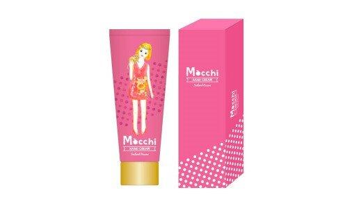 MOCCHI Hand cream — увлажняющий крем для рук