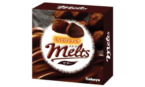 KABAYA Melts — шоколадные трюфели