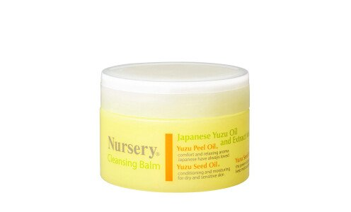 NURSERY Cleansing Balm — тающий бальзам для очищения и массажа кожи