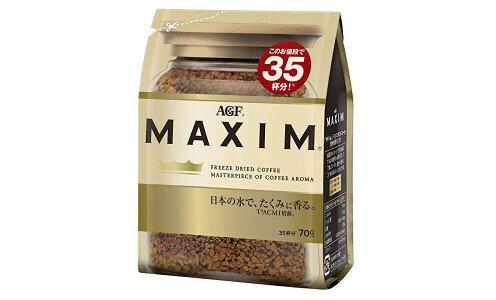 MAXIM Coffee — растворимый кофе, пакет
