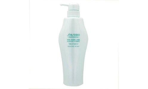 SHISEIDO Fuente Forte Treatment (Delicate Scalp) — бальзам для чувствительной кожи головы и волос, 500 мл