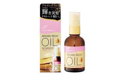 LUCIDO LUCIDO-L Argan Rich Oil — масло для волос