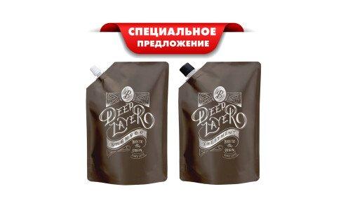 DEEP LAYER Shampoo and Treatment Set — набор сменных блоков по выгодной цене (800 мл +800 г)